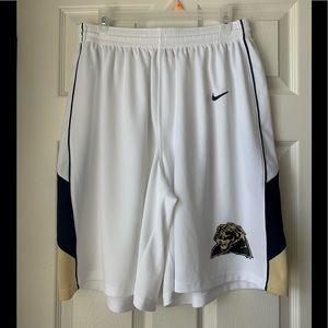 Nike Pitt Panthers athletic shorts